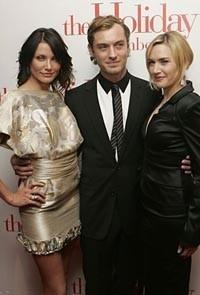 Cameron Díaz, Jude Law, Kate Winslet