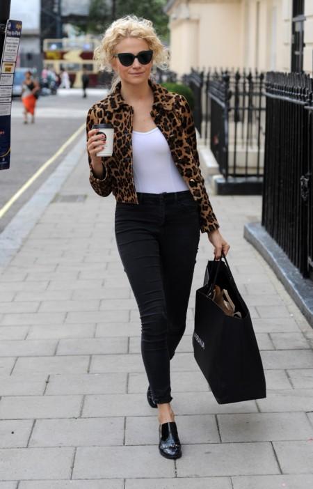 Así se lleva el estampado leopardo en 2016, no creas que ya pasó de moda