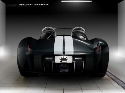 Racer X Design KC427 Concept, reinterpretando un mito