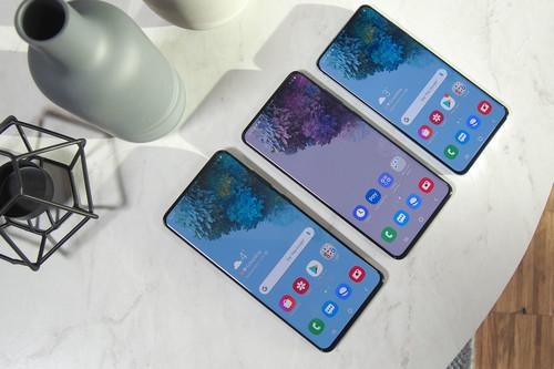 El nuevo Galaxy S20 nos trae rebajas en Samsung: ofertones en los Galaxy S10e, Galaxy S10+, Galaxy S10 Lite y más