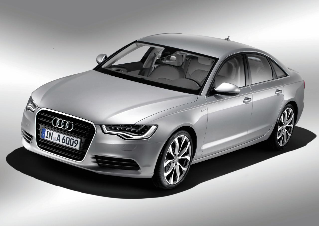 Foto de Audi A6 hybrid (1/19)