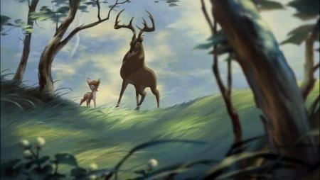 'Bambi 2', un pequeño complemento