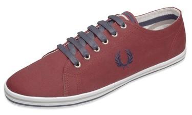 Las zapatillas con las que Fred Perry apuesta para San Valentín