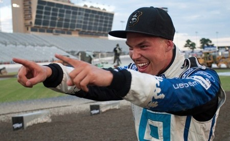 Scott Speed gana en Charlotte. Toomas Heikkinen ya es campeón del GRC