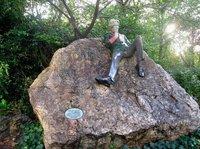 Oscar Wilde en la Plaza Merrion de Dublín