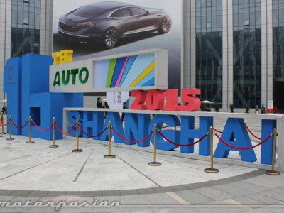 Un paseo por el Salón de Shanghái 2015 que explica más sobre China de lo que parece