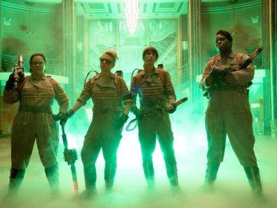 'Cazafantasmas', primera imagen oficial del polémico remake