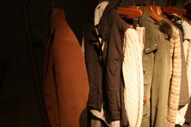 Husky negro Colección Massimo Dutti Otoño-Invierno 2011/2012