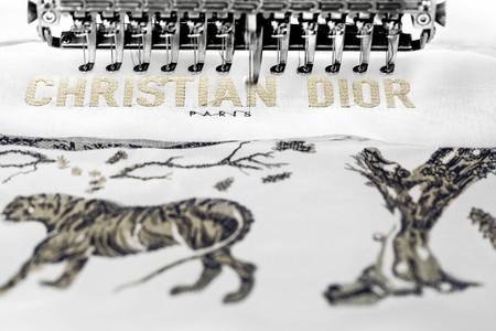Dior Cruise2019 Toile De Jouy Book Tote Savoir Faire 8