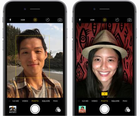 Resultado de imagen para iphone se Cámara FaceTime HD con Retina Flash.