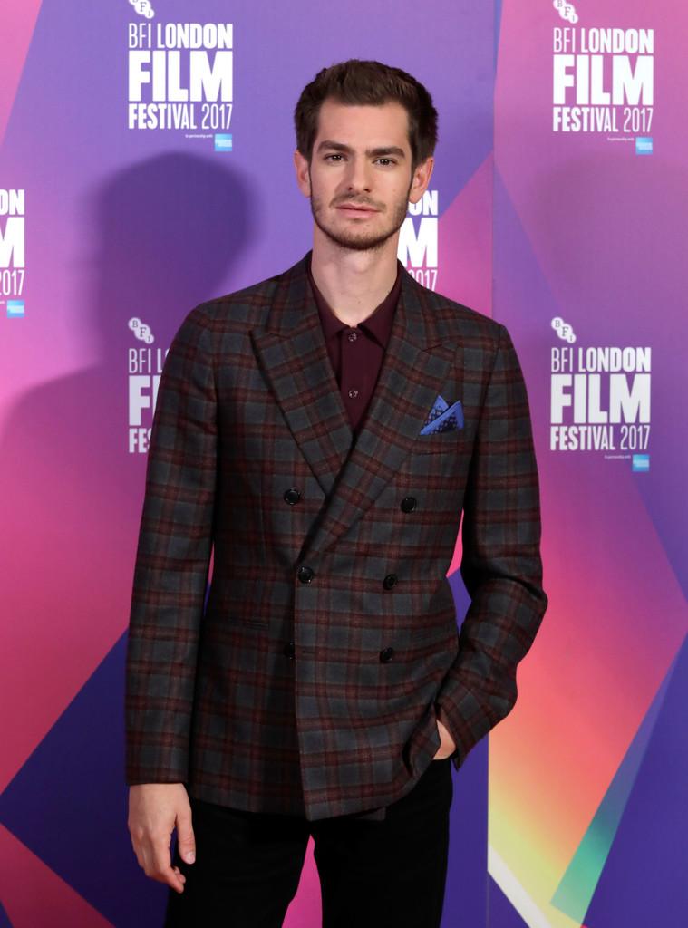 Andrew Garfield Breathe London Premiere 2