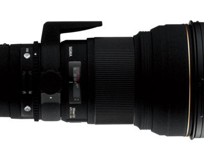 Sigma pretende ponérselo difícil a Canon y Nikon con su más que probable teleobjetivo de 400 mm f/2.8