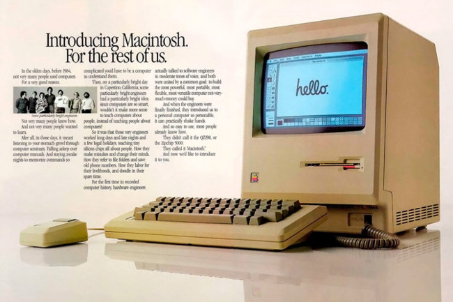 Hello Macintosh