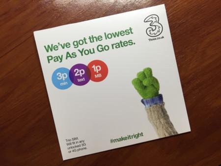 ¿Es buena idea comprar una SIM de Three para tener datos en 18 países? Ventajas e inconvenientes