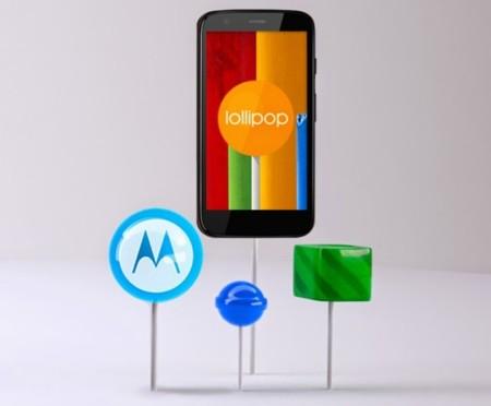 Moto G 2013 y 2014 en Telcel finalmente reciben Lollipop