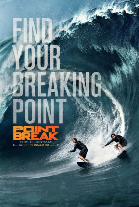 El nuevo póster de Point Break (Sin Límites)