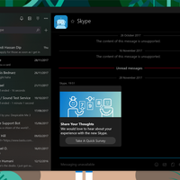 Skype estrena diseño en el anillo Release Preview con toques de Fluent Design y nuevas funciones