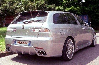 Kit Autodelta 156 Granturismo