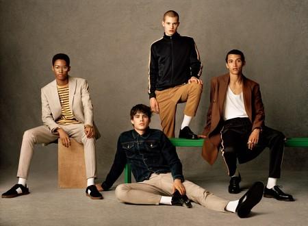 No es una foto vintage de los 90: Así es la nueva colección masculina de Zara para este otoño
