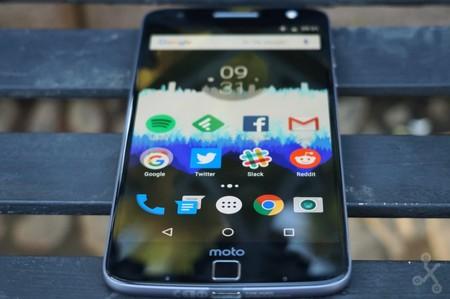 Los Moto Z de AT&T México comienzan a recibir la actualización a Android Nougat
