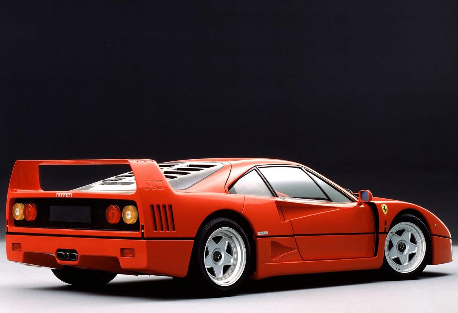 Foto de Ferrari F40, 30 aniversario (6/17)