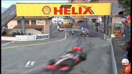 GP de Mónaco 2010: Michael Schumacher es sancionado