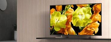 """El Smart TV 4K de 55"""" Sony KD-55XG8196 alcanza su precio mínimo histórico en Amazon con esta rebaja de más de 350 euros"""