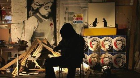'Exit through the gift shop', una historia entre la suerte, el surrealismo y el street art
