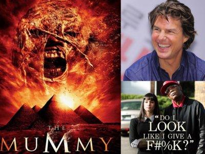 'La momia': el remake con Tom Cruise y Sofia Boutella llegará en junio de 2017