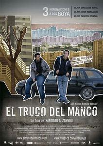 'El truco del manco', póster y trailer