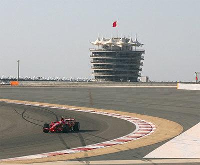 Una prueba de fuego para los motores Ferrari