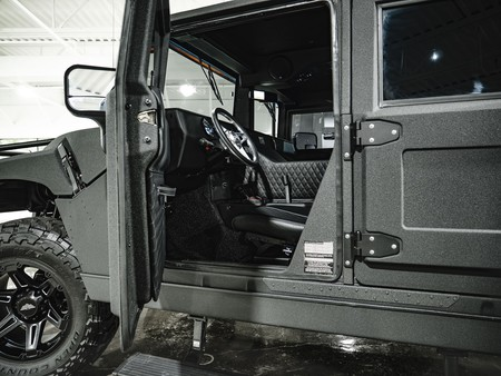 Hummer H1 By Mil Spec 6