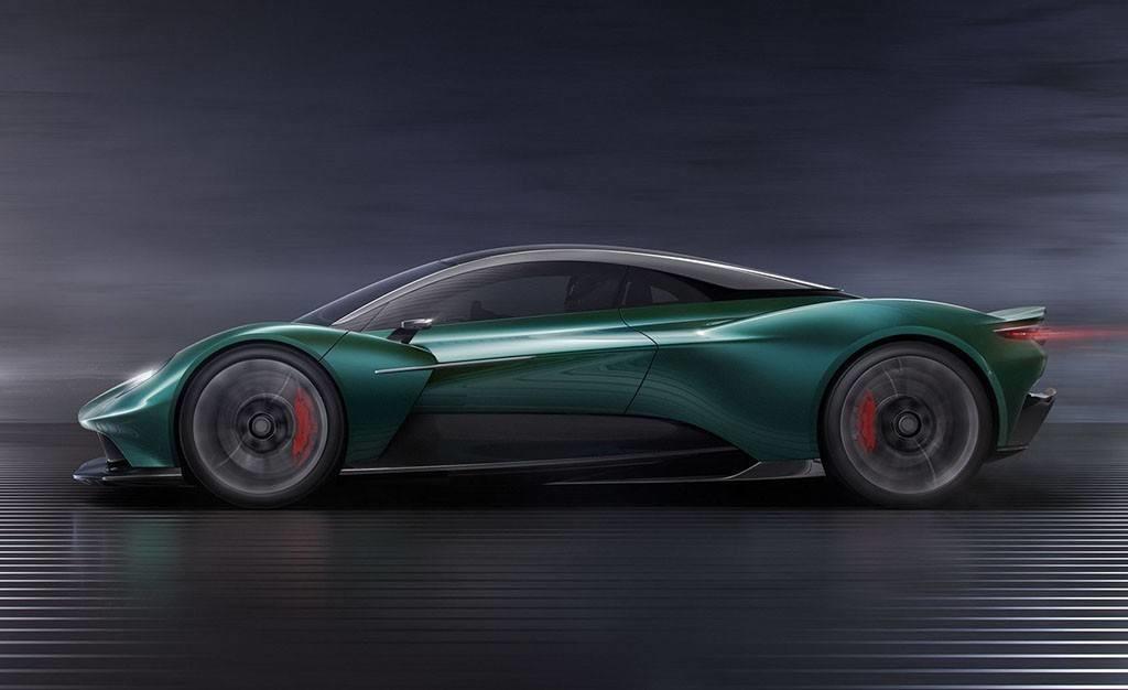 Foto de Aston Martin Vanquish Vision (8/8)