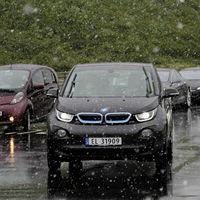 Noruega instalará las primeras estaciones de carga por inducción para coches eléctricos y serán destinadas a taxis