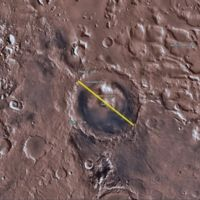 Mars Trek, el Google Maps de la NASA para Marte