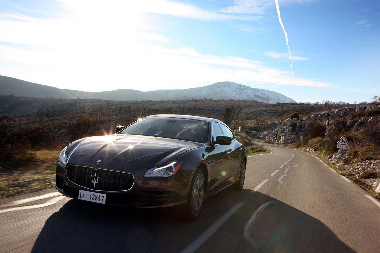 Foto de Maserati Quattroporte (2013) (16/47)