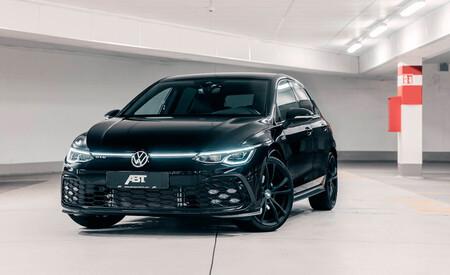 ABT adereza los Volkswagen Golf GTI, GTI Clubsport, GTD y R