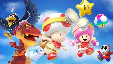 Encuentran ocultos en Capitan Toad: Treasure Tracker un montón de nuevos niveles nunca vistos hasta ahora