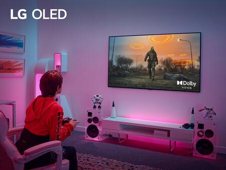 LG comienza a actualizar sus teles OLED con Dolby Vision a 4K y 120Hz: los modelos LCD QNED y NanoCell se actualizarán en julio