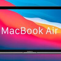 Si no lo tienes ya no será por el precio: Amazon tiene el portátil Apple MacBook Air con chip M1 por sólo 899 euros
