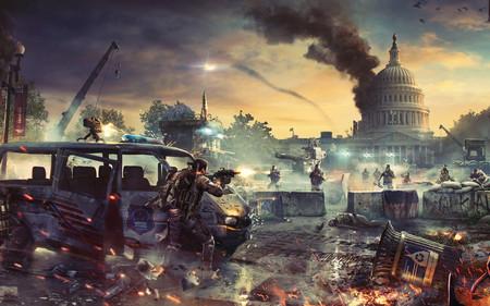 The Division 2:  Washington D. C. frente al reimaginado por Ubisoft en una comparativa a pantalla dividida