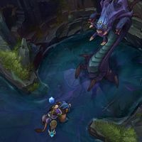 Los junglas serán más débiles a partir del parche 9.2 de League of Legends