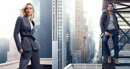 massimo dutti NYC campaign aw 2013