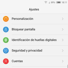 Foto 7 de 18 de la galería nubia-n2-software en Xataka Android