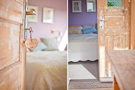 Proyecto minue puertas y ventanas viejas qu hacer con ellas for Pintar puertas de madera viejas