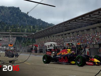 Comprueba el aspecto de F1 2016 con esta Hot Lap desde el Circuito de Silverstone