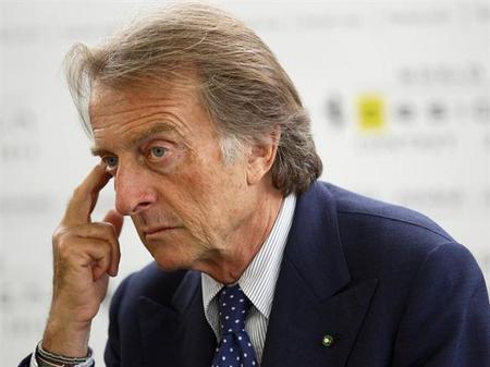 Luca di Montezemolo piensa que aún es pronto para que Sergio Pérez recale en Ferrari