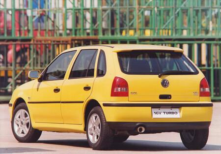 Aunque no lo creas existió un Volkswagen Pointer Turbo hace 20 años y aquí te contamos su historia