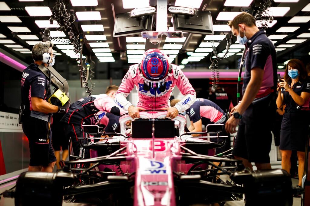 El extraño positivo en COVID-19 de Lance Stroll en Nürburgring pone en duda todo el protocolo de la Fórmula 1