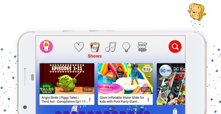 Youtube Kids para Android renueva su interfaz y explica cómo funciona su control parental